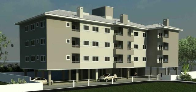 Apartamento em Florianópolis, Ingleses, 2 quartos com suíte a 178 metros dos mar