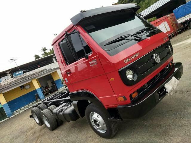 Vw 9150 Truck Cummins