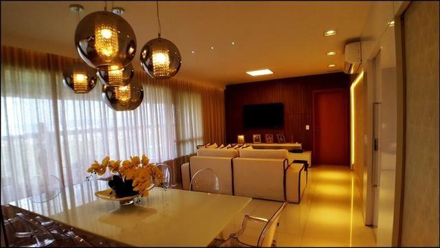 Apartamento 3 Suítes + Escritório, 151 m², na 404 Sul - Reserva Du Parc - Personalizado - Foto 7
