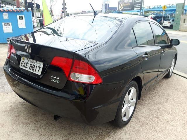 Honda Civic 2008 Lxs Automatico