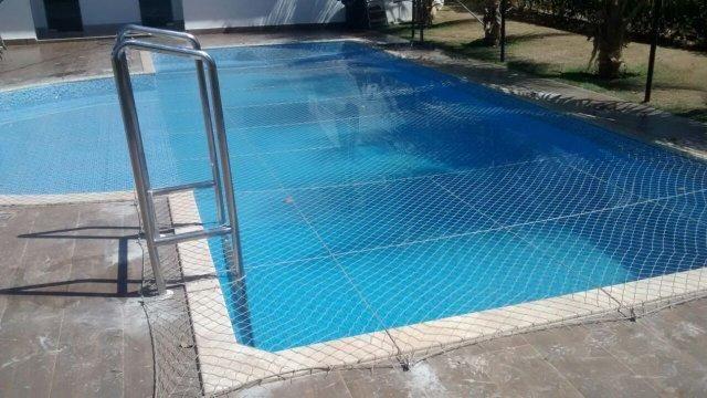Rede sobre piscina parcelamos em até 3x - Foto 2