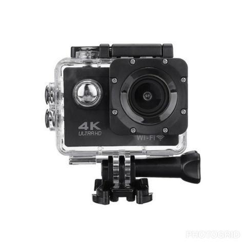 Câmera de Ação 4K Sports Ultra HD DV com pacote de acessórios!! - Foto 5