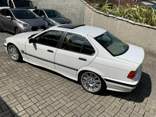 BMW 325 2.5 6cc Sedan Automático - Foto 4