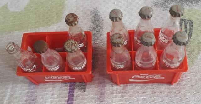 Garrafinhas Coca-Cola - Foto 3