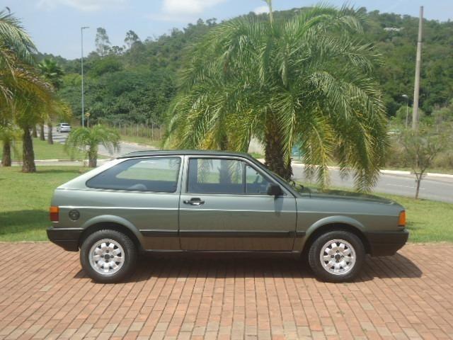Vw - Volkswagen Gol Gl 1.6 1988 Raríssimo Grupo 3 Placas Preta - Foto 7