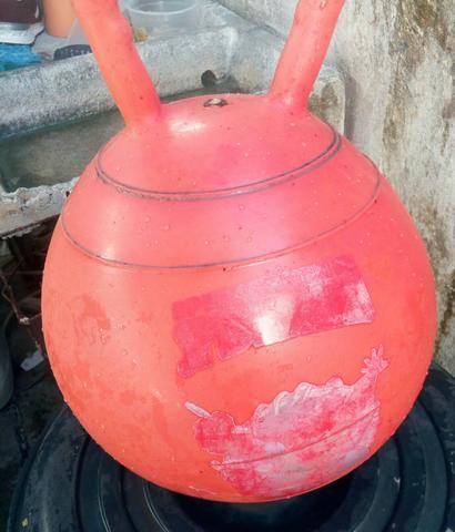 Cavalinho brinquedo + Pula pula - Foto 2