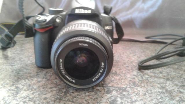 Camera Fotografica Nikon D5000