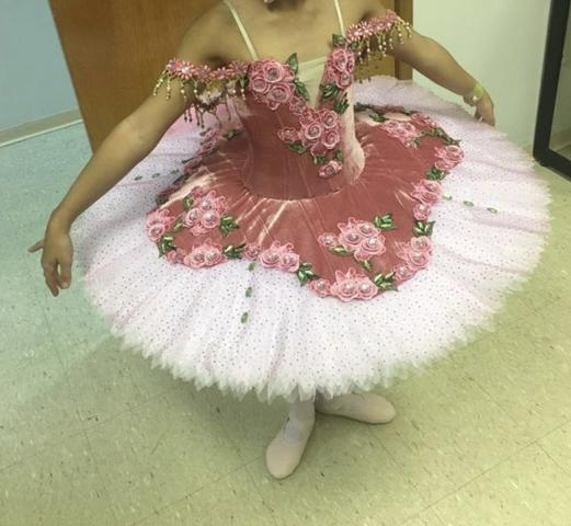 Figurino de Balet