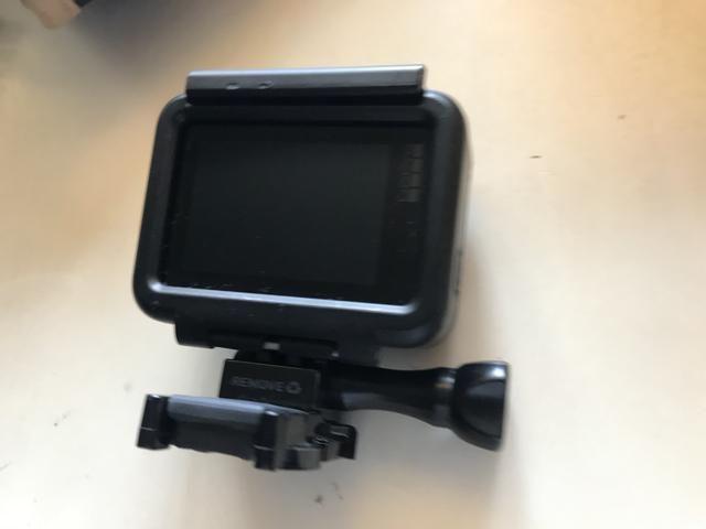 GoPro 5 com acessórios - Foto 3