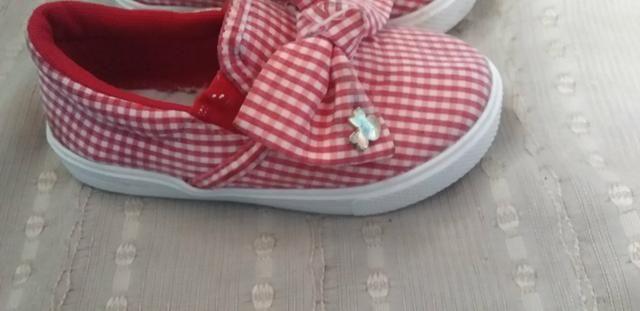 Vendo sapatinho feminino infantil - Foto 2