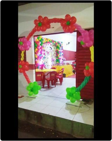 Estrutura para balões - Foto 2