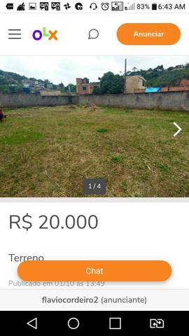 Terreno R$ 20.000 Bom Pastor - Foto 3