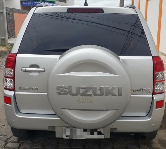 Suzuki gran vitara 4x4 2.0 5p automática 2010 - Foto 4