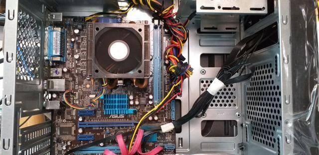 Computador montado fx 4300 Windows 8.1 Antivírus para 02 anos original - Foto 3
