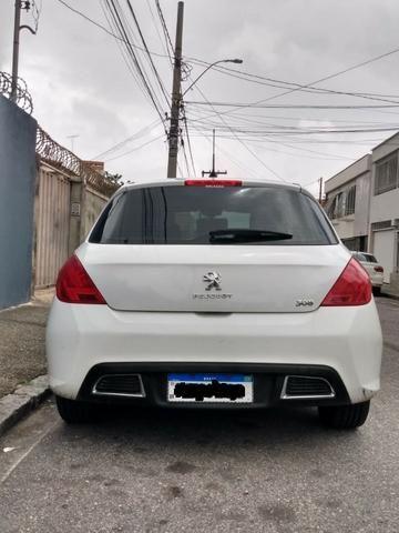 Vendo Urgente!!! Peugeot 308 Active flex 1.6 em perfeito estado! - Foto 6
