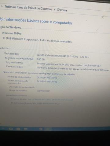 Vendo computador 600 reais - Foto 3