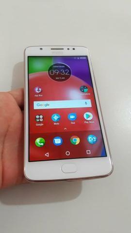 Motorola Moto E4 leitor biométrico R$:470