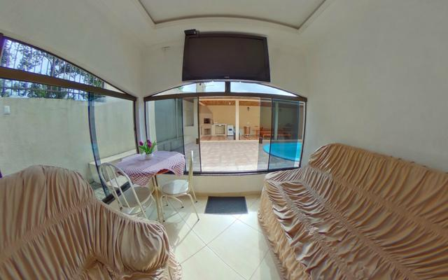 Casa completa 4 suítes WIFI piscina churrasqueira - Foto 3
