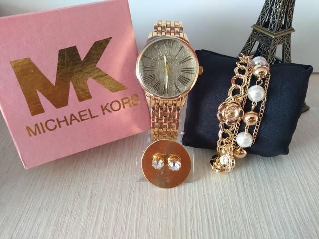 Kit relogio feminino promoção - Bijouterias, relógios e acessórios ... 794a900c97