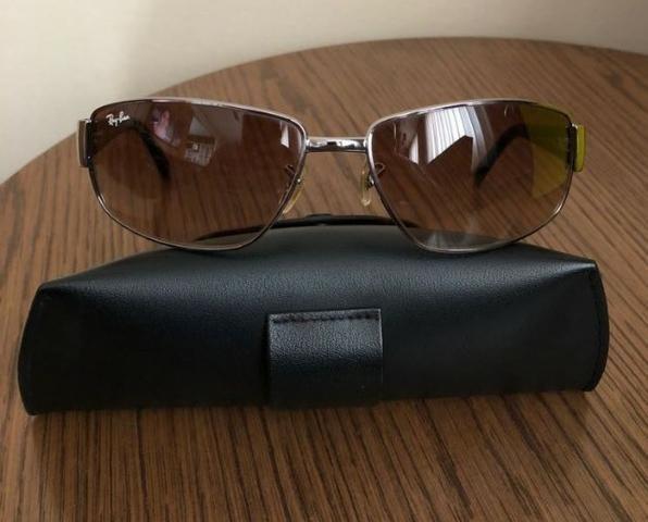 eca7118bae2b0 Óculos Ray-ban Original com Estojo - Bijouterias, relógios e ...