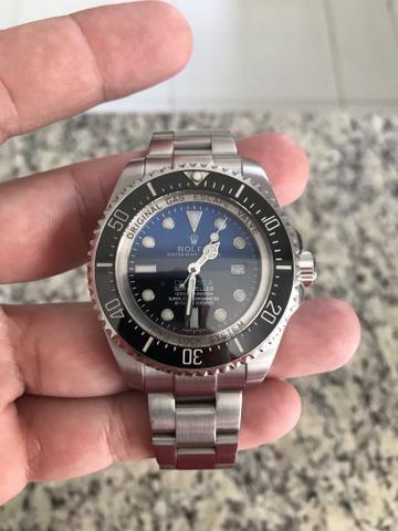 ec2e891123e Rolex Deepsea D-Blue James Cameron ETA noob v5 - Bijouterias ...