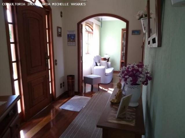 Casa para Venda em Teresópolis, IUCAS, 1 dormitório, 2 suítes, 4 banheiros, 1 vaga - Foto 4