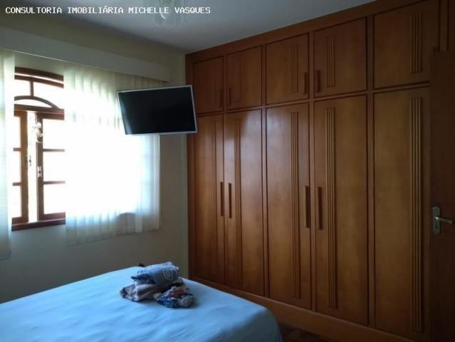 Casa para Venda em Teresópolis, IUCAS, 1 dormitório, 2 suítes, 4 banheiros, 1 vaga - Foto 17