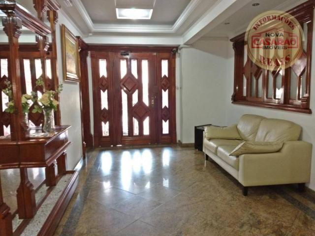 Apartamento com 1 dormitório à venda, 61 m² por R$ 225.000 - Boqueirão - Praia Grande/SP - Foto 15