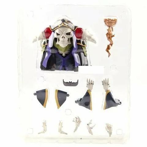 Figura Ainz Ooal Gown Momonga Overlord Nendoroid 10cm - Foto 5