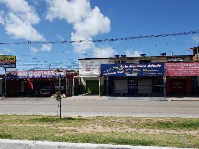 Kitinettes e apartamentos na Estrada da Batalha em frente à Justiça do Tabalho