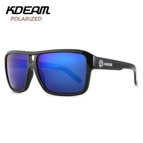Óculos de Sol c/Lentes Polarizadas Kdeam e Veithdia