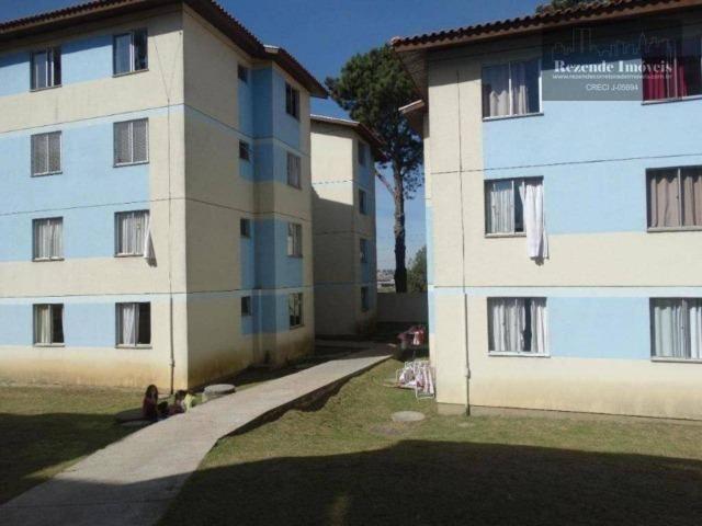 F-AP1281 Apartamento com 2 dormitórios à venda, 49 m² por R$ 110.000 - Cidade Industrial - - Foto 14