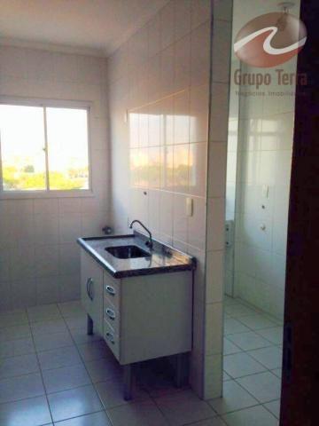 Cobertura com 2 dormitórios à venda, 123 m² por r$ 280.000,00 - jardim oriente - são josé  - Foto 4