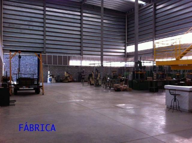 Galpão à venda, 1800 m² por r$ 6.000.000,00 - dos ivo - jarinu/sp - Foto 12