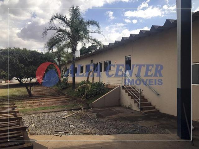 Prédio para alugar, 4849 m² por r$ 40.000/mês - capuava - goiânia/go - Foto 3