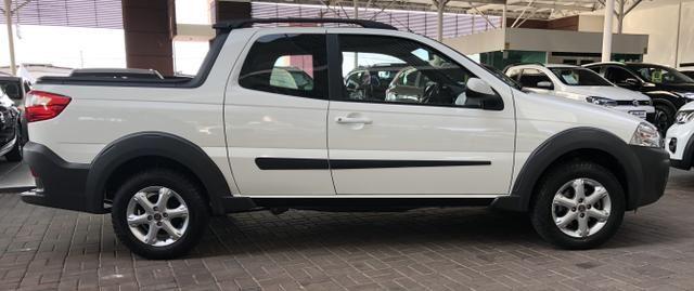 Fiat strada cabine dupla 2018 - Foto 2