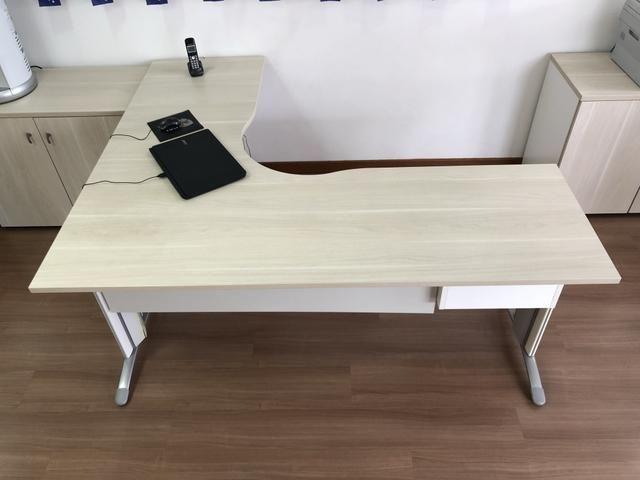 Mesa de Escritório Usada (tamanho médio) - ref.02
