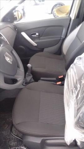 RENAULT SANDERO 1.6 16V SCE FLEX EXPRESSION 4P MANUAL - Foto 9