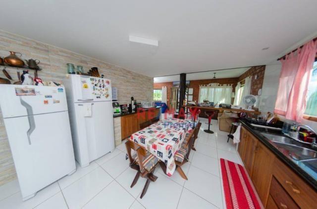 Casa com 3 dormitórios à venda, 250 m² por r$ 1.200.000 - condomínio verdes mares - ilhéus - Foto 20