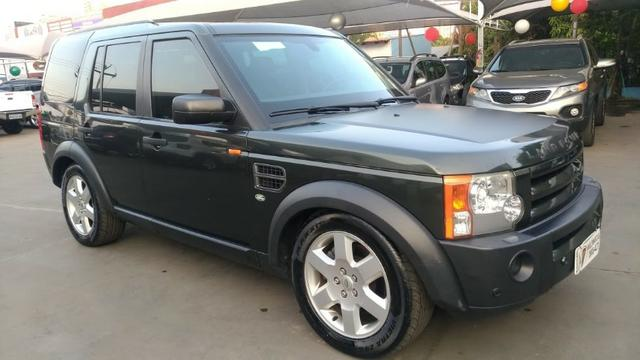 Land Rover Discovery 3, blindada