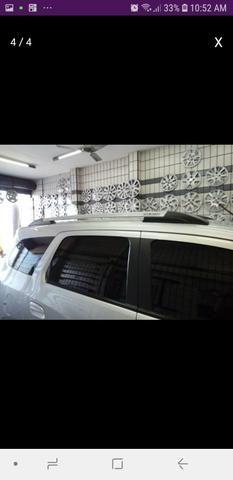 Rack longarina de teto Chevrolet Spin - Foto 2