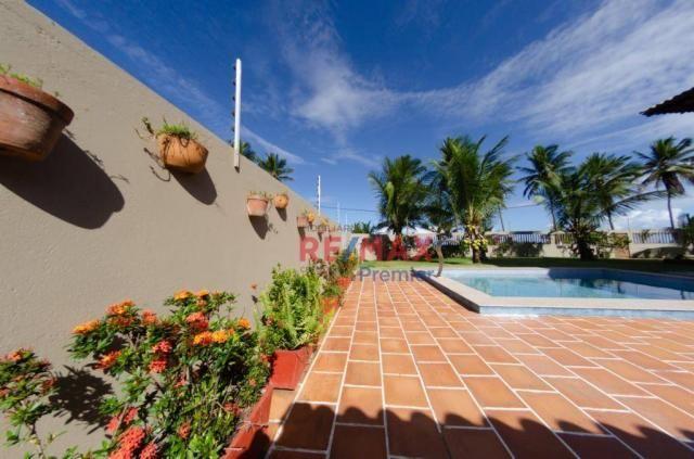 Casa com 3 dormitórios à venda, 250 m² por r$ 1.200.000 - condomínio verdes mares - ilhéus - Foto 2