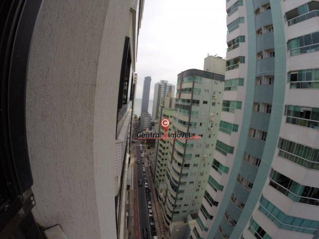 Apartamento com 3 dormitórios para alugar, 128 m² por r$ 450/dia - centro - balneário camb - Foto 12