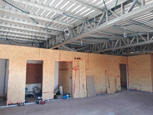 Steel frame forros drywall e forros em usopor - Foto 3