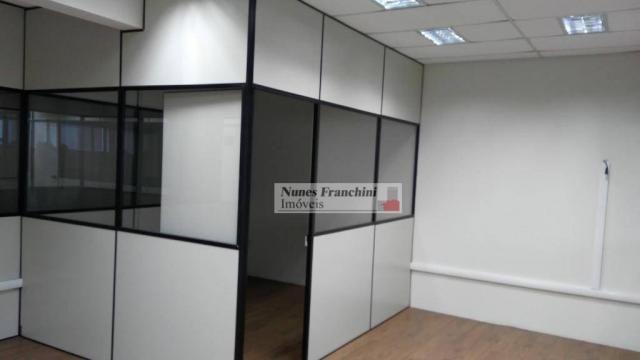 Casa verde - zn/sp andar corporativo com 16 salas, 4 banheiros, 3 vagas privativas - Foto 18