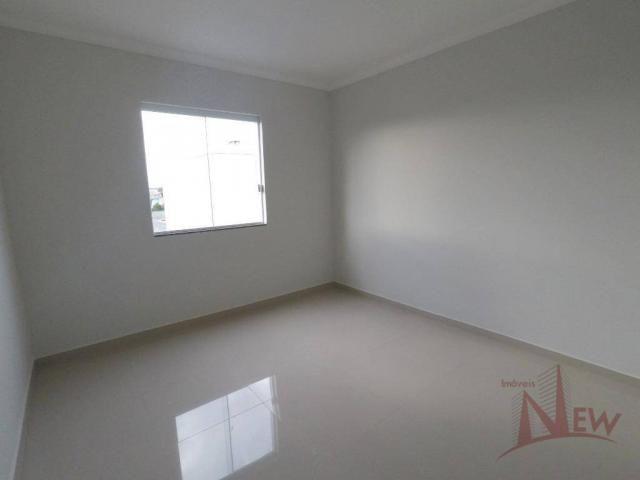 Excelente apartamento com 02 quartos no Cidade Jardim, São José dos Pinhais - Foto 11