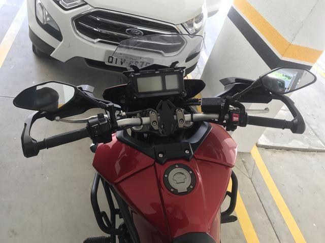 Moto Yamaha MT 09 Tracer 17/17 - Leia Descrição! - Foto 4