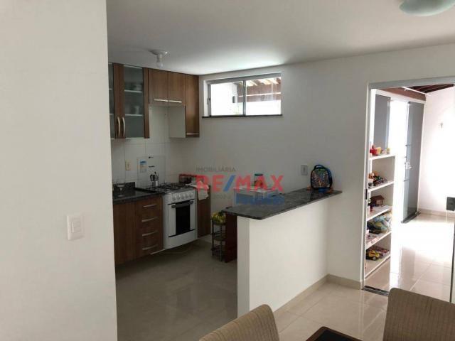 Village com 3 dormitórios à venda, 87 m² por r$ 360.000,00 - nossa senhora da vitória - il - Foto 17