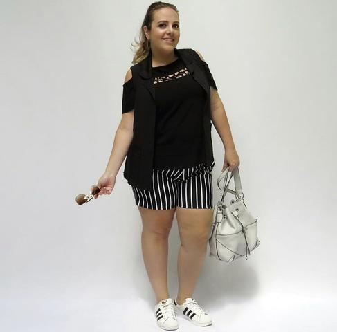 Lote de roupas Plus Size - Foto 2