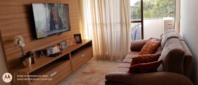 Apartamento no centro de Messejana, _ quartos móveis projetados - Foto 7